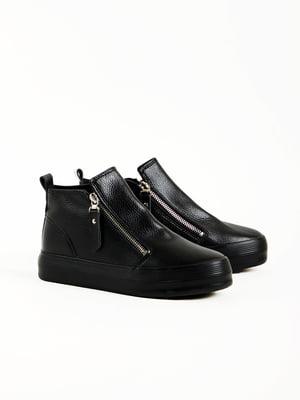 Ботинки черные | 5166220