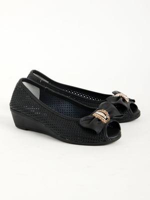 Туфлі чорні | 5166226