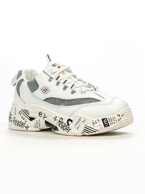 Кроссовки белые | 5164524