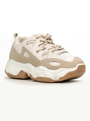 Кросівки бежеві | 5164525
