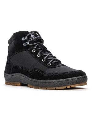 Ботинки черные | 5165476
