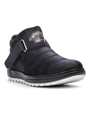Ботинки черные | 5165475