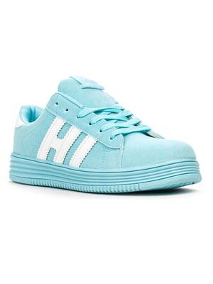 Кросівки м'ятного кольору | 5165471