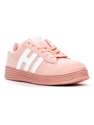 Кроссовки розовые | 5165470