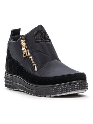 Ботинки черные | 5165474
