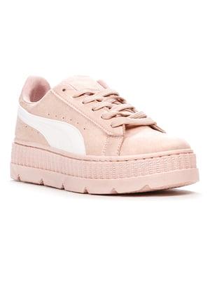 Кроссовки розовые | 5165466