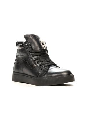 Ботинки черные | 5166280