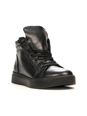Ботинки черные | 5166297