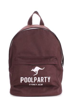 Рюкзак коричневый | 5167284