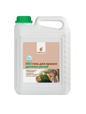 Гель для прання дитячий (5 л) - TORTILLA - 5165860