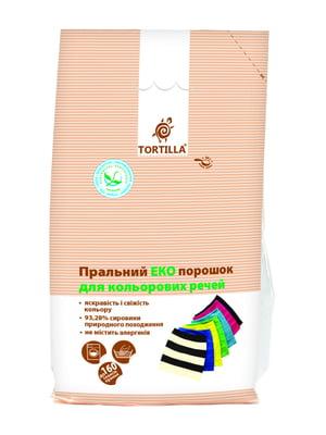 Пральний екопорошок для кольорових тканин (8 кг) - TORTILLA - 5165867