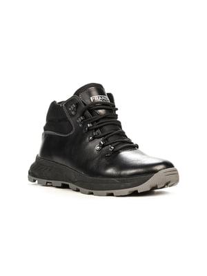 Ботинки черные | 5167214