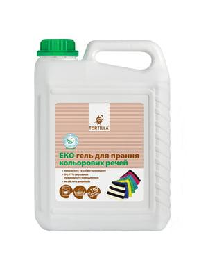 Гель для прання кольорових тканин (5 л) - TORTILLA - 5165859