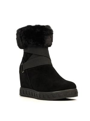 Ботинки черные | 5166286