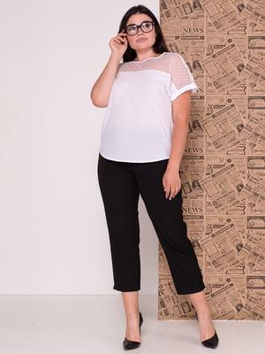 Блуза белая   5159132