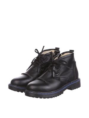Ботинки черные | 5167909
