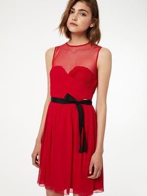 Платье красное | 5152549
