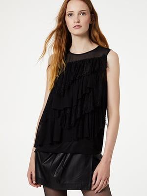 Блуза чорна | 5152555