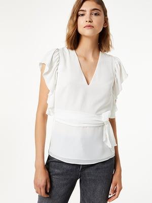 Блуза біла | 5152559