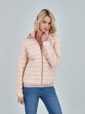 Куртка пудрового кольору   5154348
