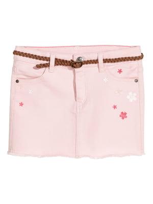 Юбка розовая | 5163692