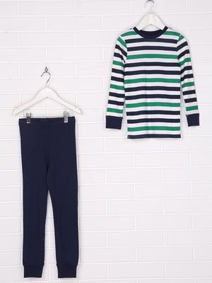 Пижама: кофта и брюки | 5163796