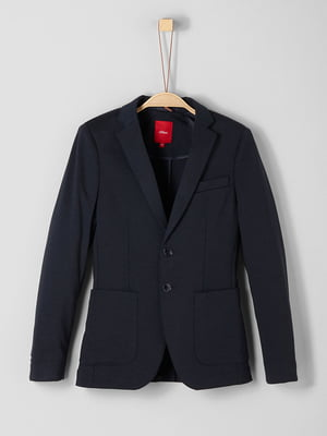 Пиджак темно-синий | 5168090