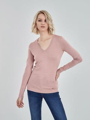 Пуловер пудрового кольору   5154360