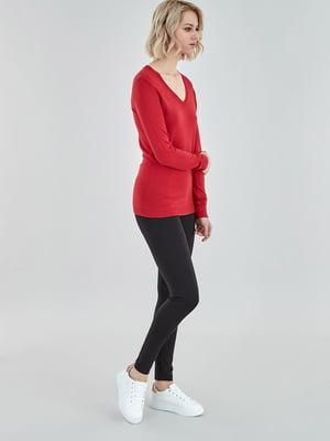 Пуловер червоний   5154361