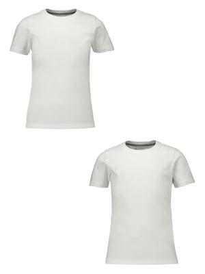 Набор футболок (2 шт.) | 5154636