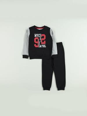 Костюм спортивный: свитшот и брюки   5154645