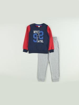 Костюм спортивный: свитшот и брюки   5154646