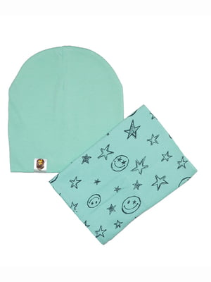 Комплект: шапка и шарф | 5168569