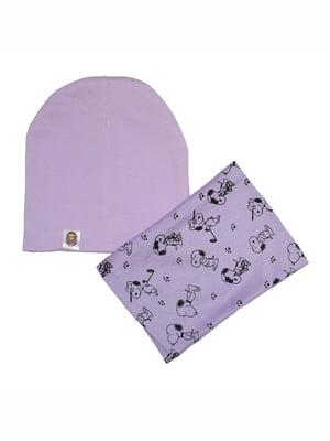 Комплект: шапка и шарф | 5168571