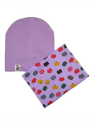 Комплект: шапка и шарф | 5168574