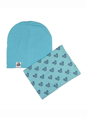 Комплект: шапка и шарф | 5168575