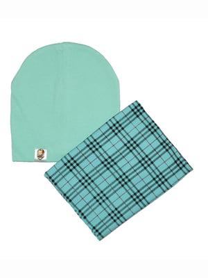 Комплект: шапка и шарф | 5168579