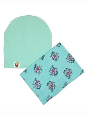 Комплект: шапка и шарф | 5168581