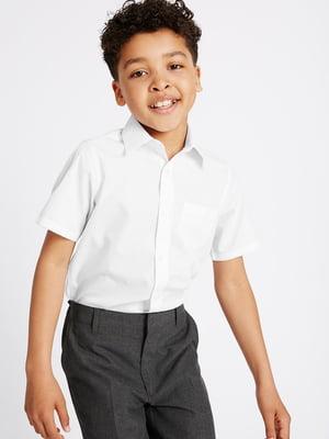 Рубашка белая | 5168599