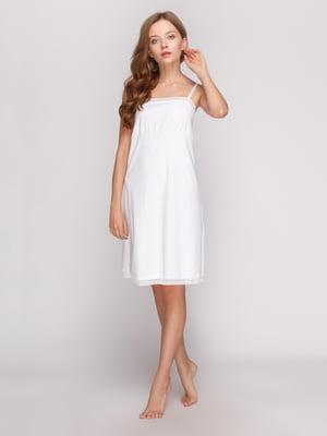 Ночная рубашка белая | 5167808