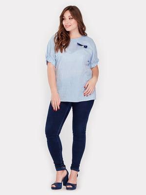 Блуза в смужку   5168676