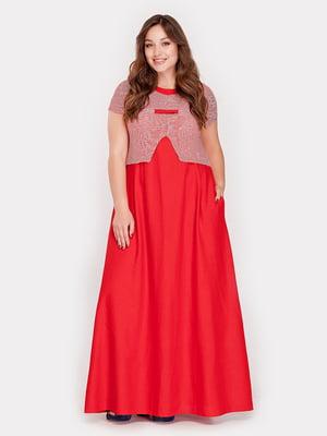 Сукня червона   5168677