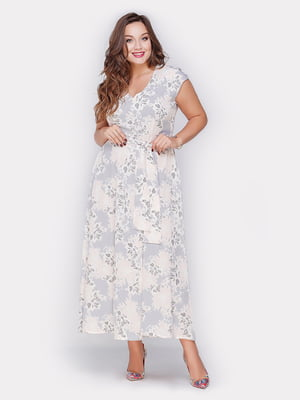 Сукня в квітковий принт   5082171