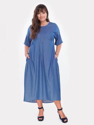 Сукня блакитна   5105112