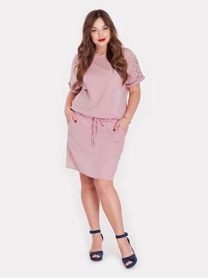 Сукня фрезового кольору   5115501