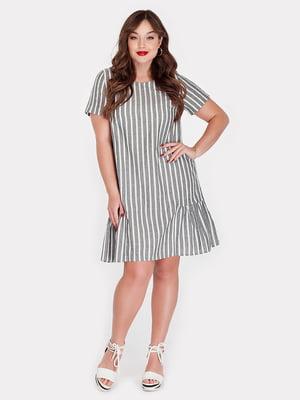 Платье в полоску | 5168690