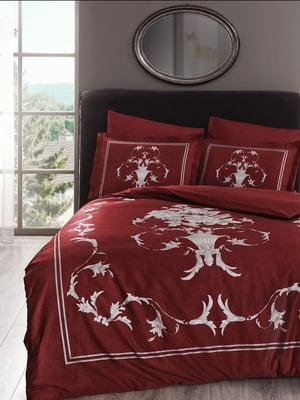 Комплект постельного белья двуспальный (евро) | 5167952