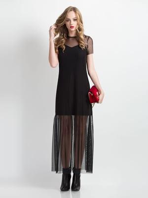 Платье черное | 5169370