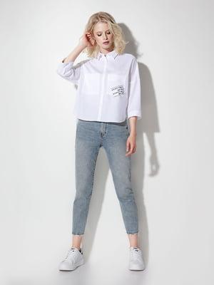 Рубашка белая | 5169372