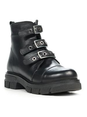 Ботинки черные | 4831657